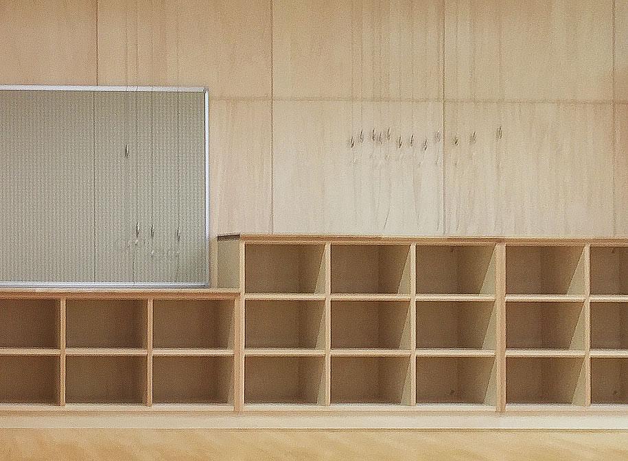 学校内装改修 川崎市 梶ヶ谷小学校教室改修