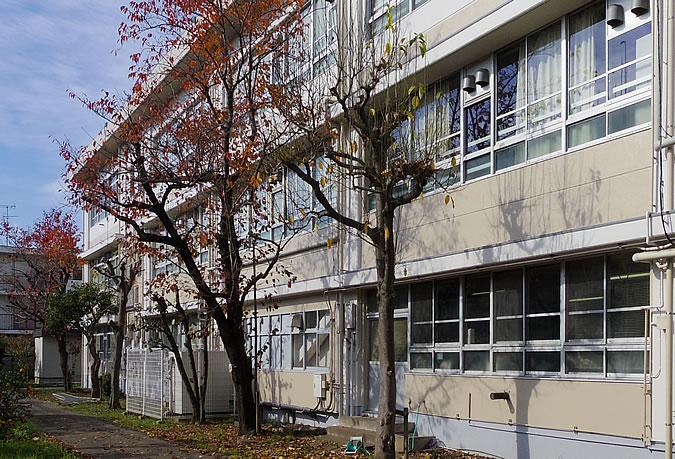 学校外壁改修 川崎市