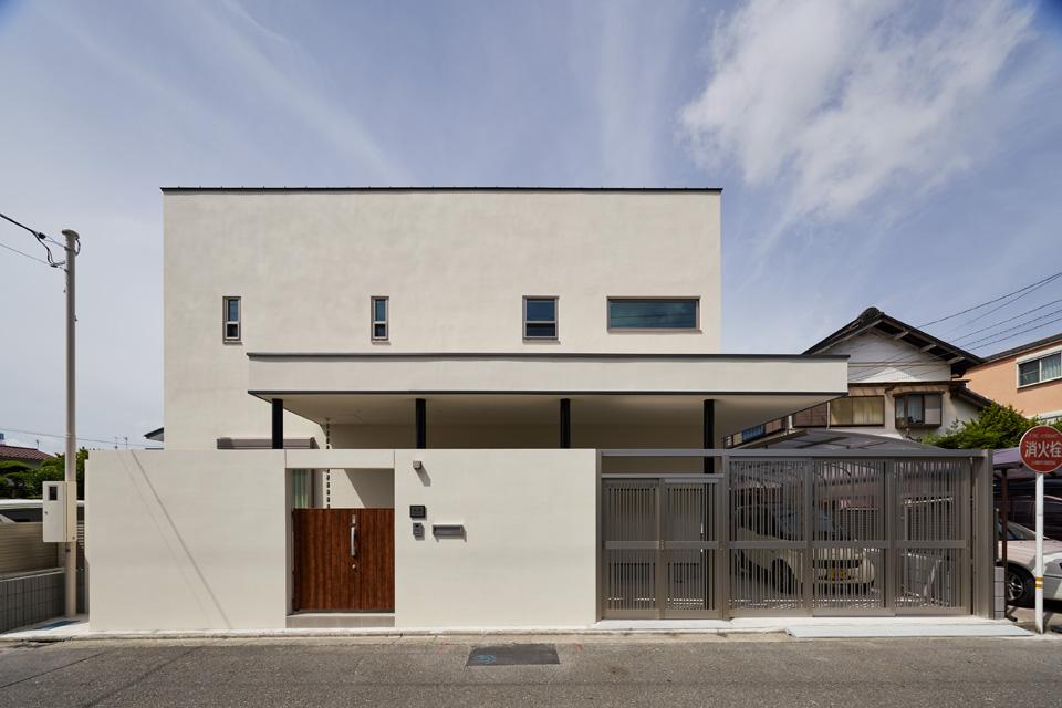 下平間の家 住宅